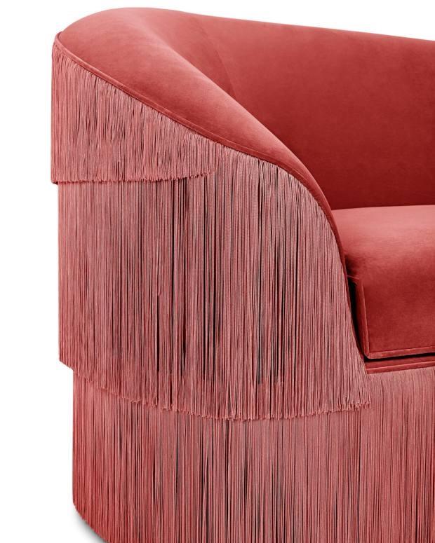 DISOFA – eleganta franjurilor in design de interior